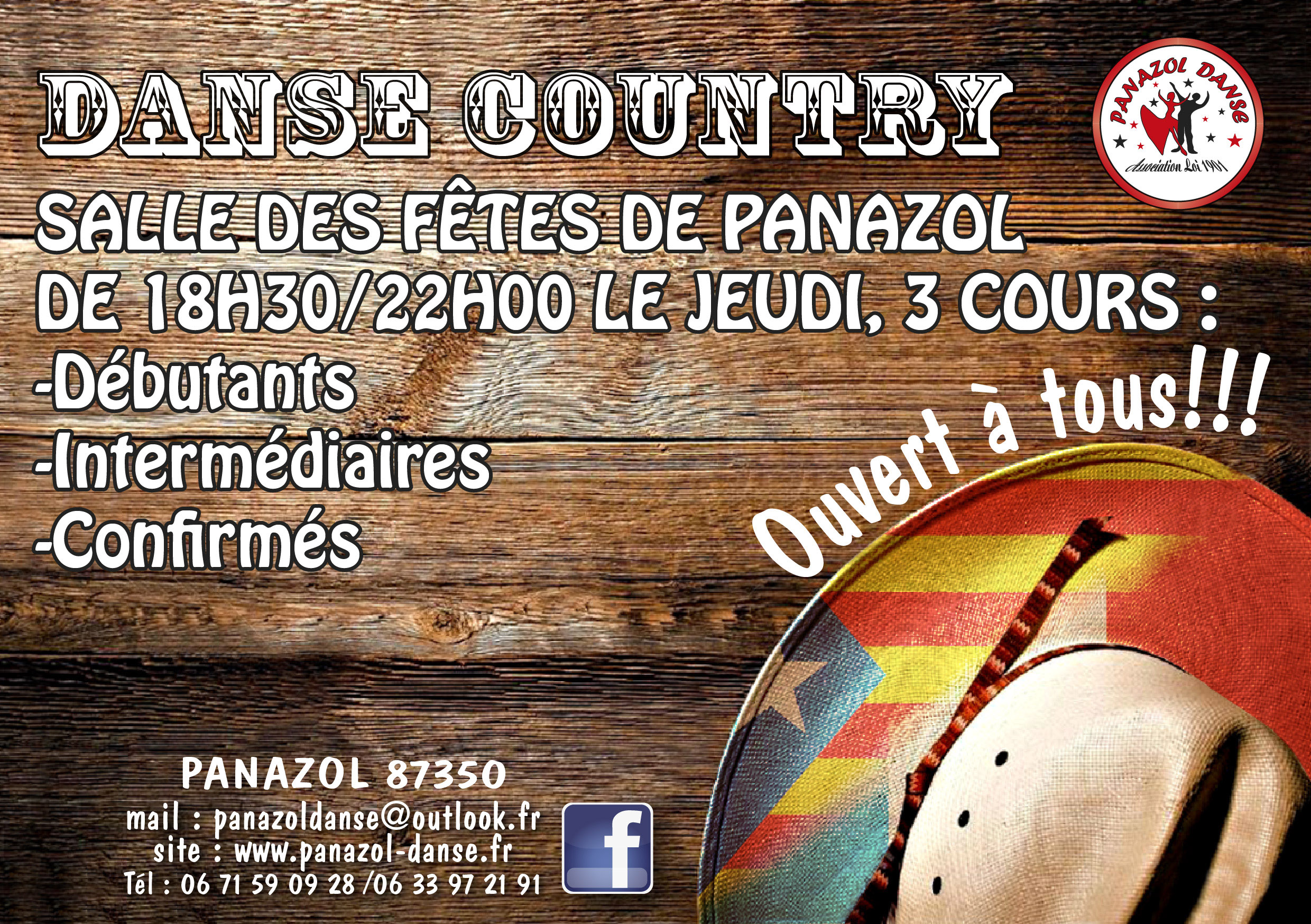 Cours de Country